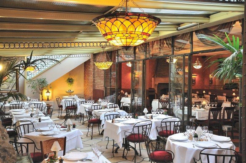 Restaurant Bistrot Terrasse Chez Frezet