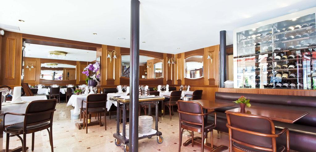 restaurant traditionnel au petit marguery rive droite. Black Bedroom Furniture Sets. Home Design Ideas