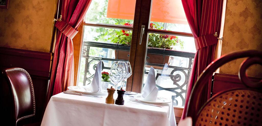 Restaurant Le Petit Marguery Rive Droite