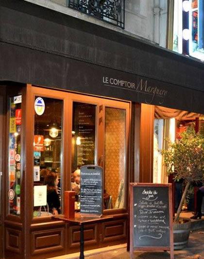 "Restaurant ""Le Comptoir Marguery"""