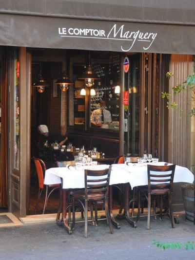 Découvrez le restaurant du Comptoir Marguery