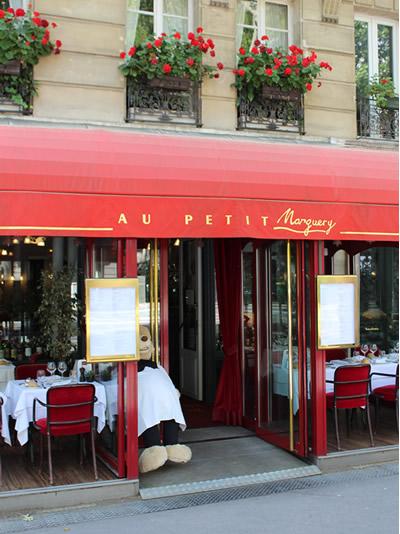 Découvrez le restaurant du Petit Marguery - Rive gauche