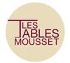 Tables MOUSSET LOGO
